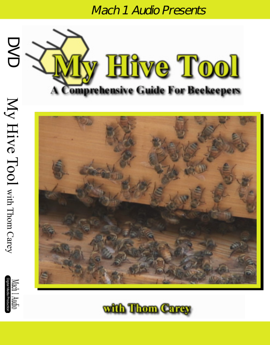 My Hive Tool DVD cover